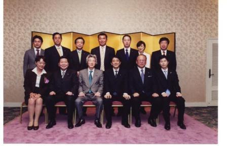 hirotsu-motoko.com::83会 小泉前総理・安倍総理を囲む会